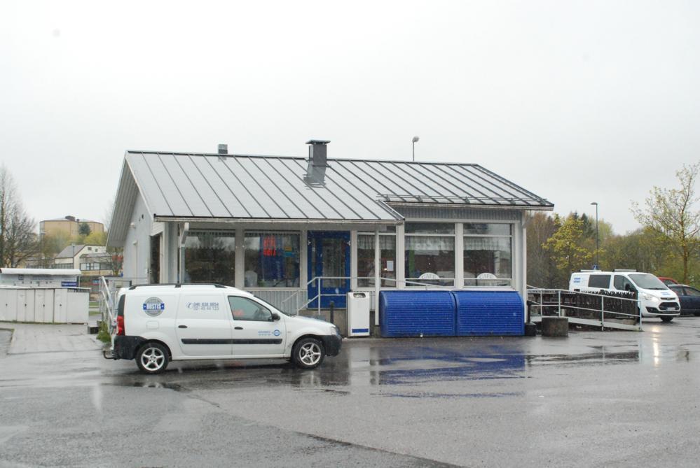 Bustis, busstationen